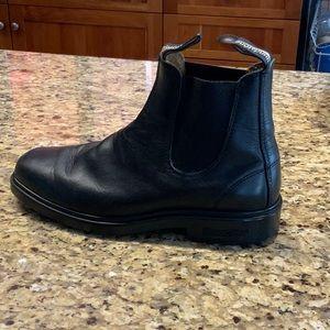 Blundstone Square toe -Black, like new Sz 10 Men's